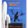 AR.Drone 2.0 HD aku