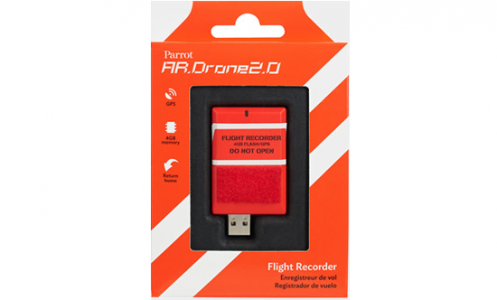 AR.Drone 2.0 GPS lennusalvesti