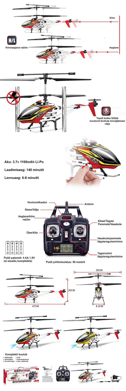 S37 puldiga helikopter
